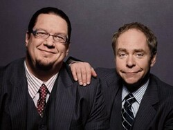 Penn and Teller: Legendary Magic/Comedy Duo at the Rio discount offer for in Las Vegas, NV (Penn and Teller Theater at The Rio)