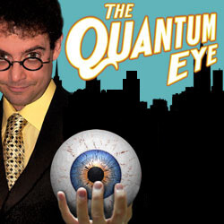 Sam Eaton's The Quantum Eye discount coupon for in New York, NY (Theatre 80)