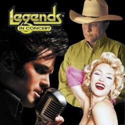 Legends in Concert discount code for in Las Vegas, NV (Harrah's Las Vegas)