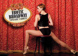 Erotic Broadway: Vintage Variety discount code for in New York City, NY (The Triad)