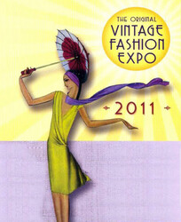 Vintage Fashion Expo discount offer for in Santa Monica, CA (Santa Monica Civic Auditorium)