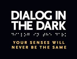 Dialog in the Dark discount opportunity for in Atlanta, GA (Premier Exhibition Center at Atlantic Station)