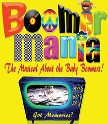 discount voucher code for BoomerMania! tickets in North Hollywood - CA (El Portal Forum Theatre)