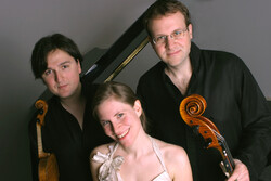 Morgenstern Trio discount coupon code for in Torrance, CA (El Camino College Center for the Arts--Marsee Auditorium)