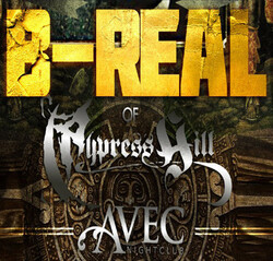 B-Real of Cypress Hill discount code for in Huntington Beach, CA (Avec Nightclub)