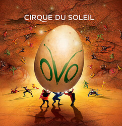 Cirque du Soleil: OVO discount opportunity for tickets in Cincinnati, OH (Grand Chapiteau at Coney Island)