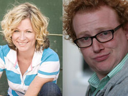 discount coupon for Comedians Sarah Colonna and Brad Wollack tickets in San Francisco - CA (Cobb's Comedy Club)