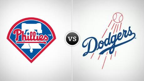 Philadelphia Phillies vs. Los Angeles Dodgers
