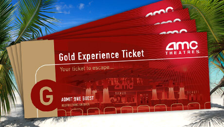 AMC Gold Experience Ticket