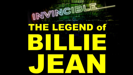 """Invincible: The Legend of Billie Jean"""