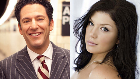 John Pizzarelli Quartet and Jane Monheit