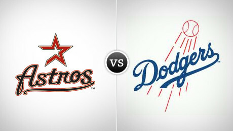 Houston Astros vs. Los Angeles Dodgers