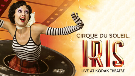IRIS: A Journey Through the World of Cinema