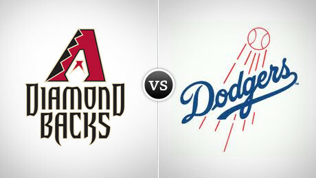 Arizona Diamondbacks vs. Los Angeles Dodgers