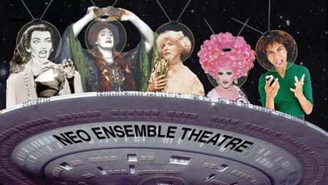 """""""Theatre Divas... in Spaaaaaace!"""""""
