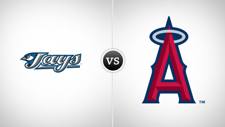 Toronto Blue Jays vs. Los Angeles Angels of Anaheim
