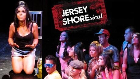 """Jersey Shoresical"""