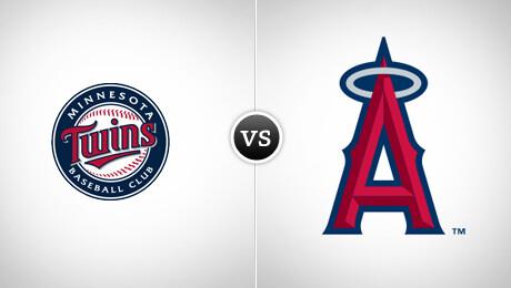 Minnesota Twins vs. Los Angeles Angels of Anaheim