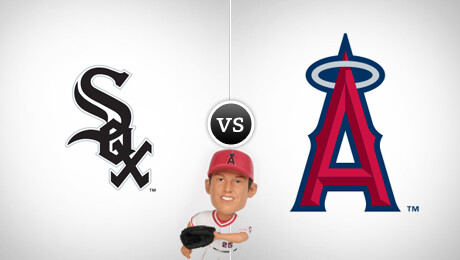 Chicago White Sox vs. Los Angeles Angels of Anaheim: Peter Bourjos Bobblehead Night