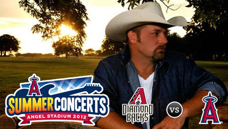 Angels Baseball Summer Concert Series: Game vs. Arizona Diamondbacks, with Chris Cagle
