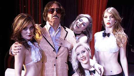 """The Tony Clifton Revue"""