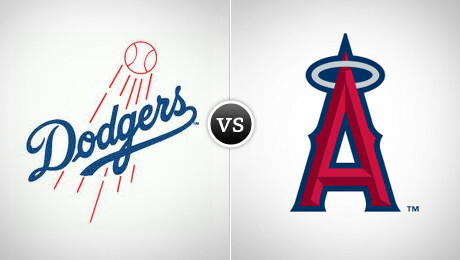 Los Angeles Dodgers vs. Los Angeles Angels of Anaheim