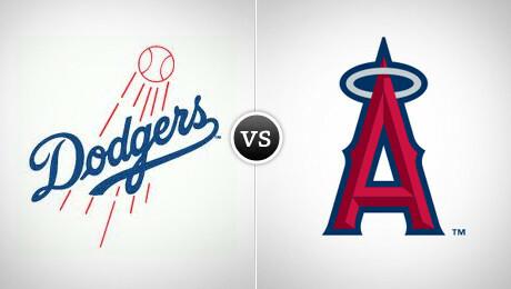 Los Angeles Dodgers vs. Los Angeles Angels of Anaheim