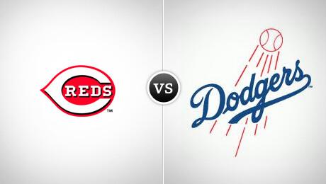 Cincinnati Reds vs. Los Angeles Dodgers