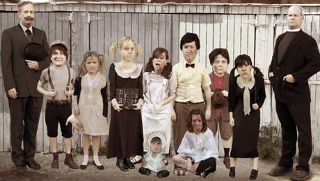 """St. Groundlings Orphanage"""