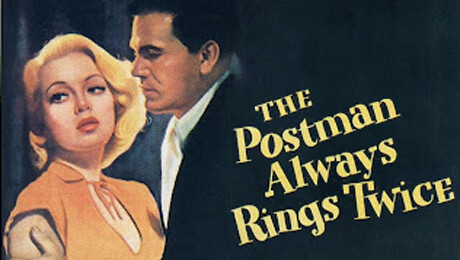"Film Noir & Crime Novel Lecture / Screening of ""The Postman Always Rings Twice"""