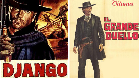 "Spaghetti Western Double Feature: ""Django""/""The Grand Duel"""