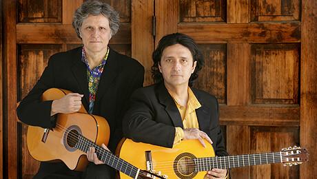 Jorge Strunz and Ardeshir Farah in Concert
